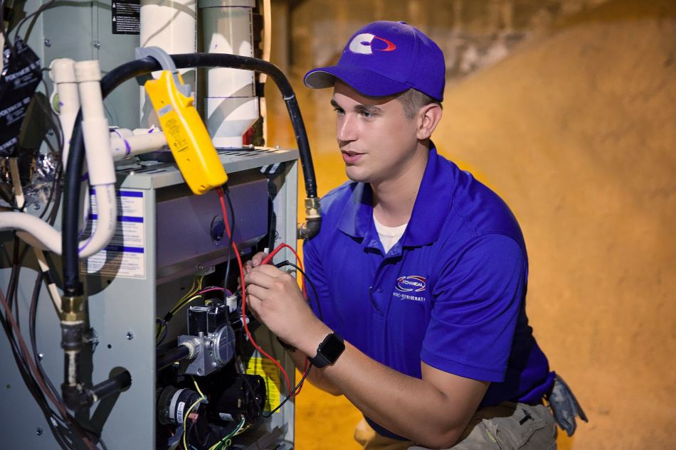 RS Mechanical Gas Furnace Repair
