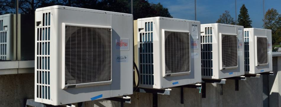 RS Mechanical Air Conditioner