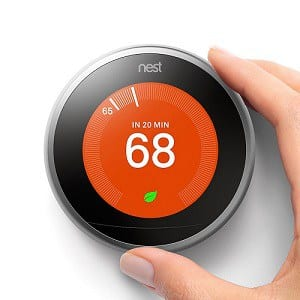 RS Mechanical Nest Thermostat