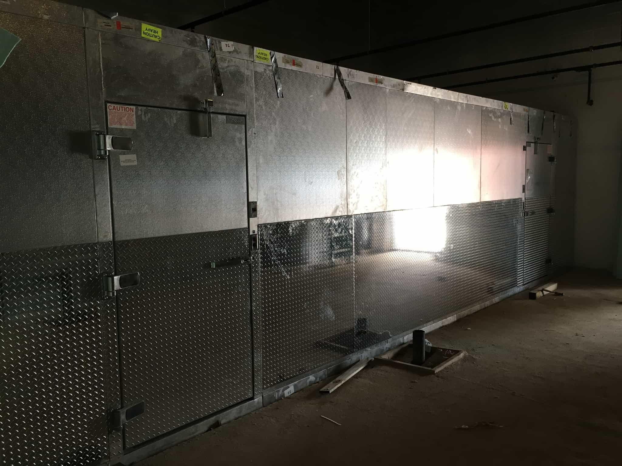 RS Mechanical Maintenance Room