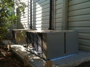 RS Mechanical AC Installation