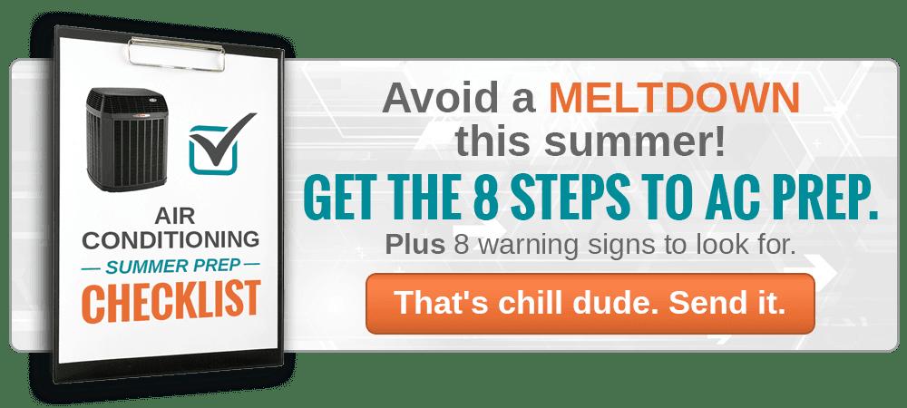 Air Conditioner Summer Checklist