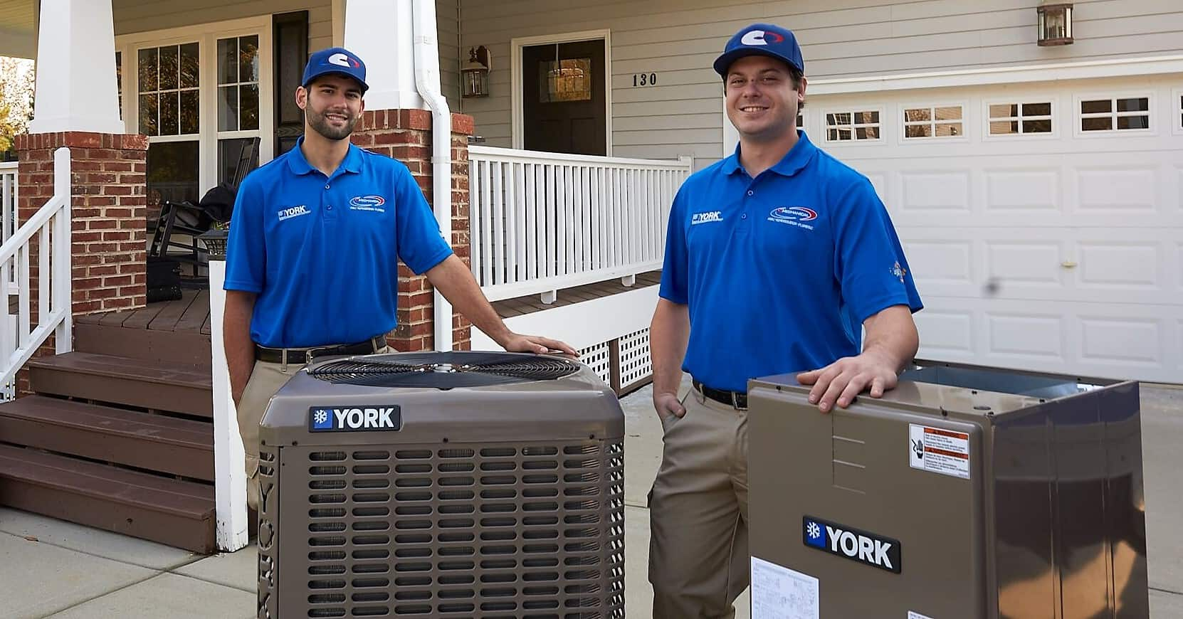 New York AC System Installation