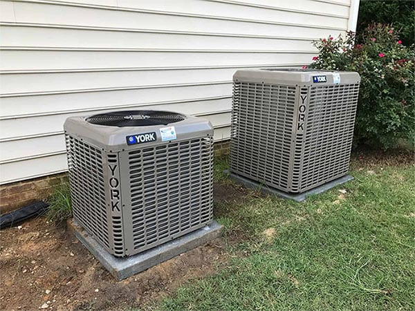 RS Mechanical York Coolers