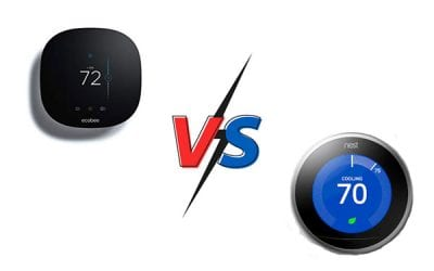 Ecobee vs Nest Smart Thermostats: Which is Better? Reviews and Prices
