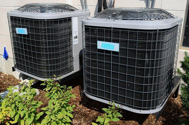 HVAC surge protector